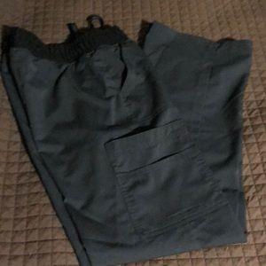 SCRUBSTAR Double Cargo Pocket Scrub Pants